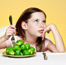 brussel sprouts, how to get your kids to eat healthy, healthy kids, strong kids, fruits, vegetables, diet, meals, meal planning