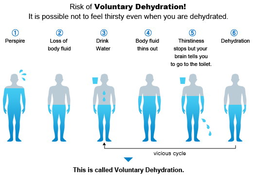 Can Drinking Milk Dehydrate You