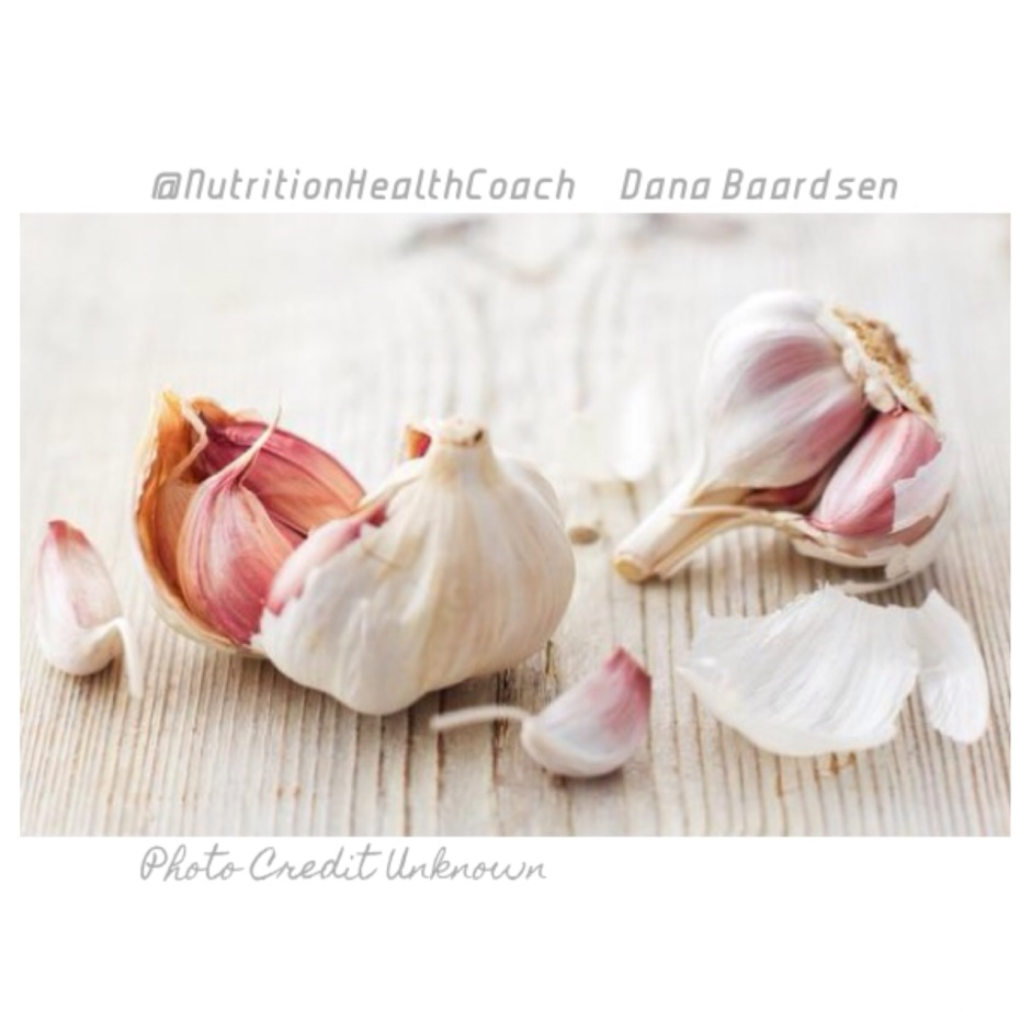 garlic, health benefits of garlic, holistic garlic, nutrition garlic, healing garlic, prevent illness with garlic, nutrition health coach nyc