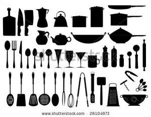 stock-vector-kitchen-utensils-26104973