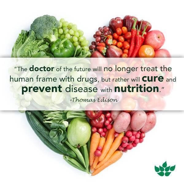 Disease Prevention with Nutrition