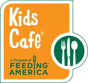 Kids Cafe color logo