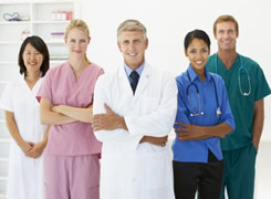 multi disciplinary team in healthcare Definition of multidisciplinary team: a group composed of members with varied but complimentary experience, qualifications,.