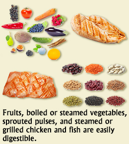 foods for a GI soft diet