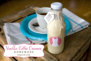 Homemade-Vanilla-Coffee-Creamer