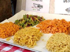 Best healthy pasta options